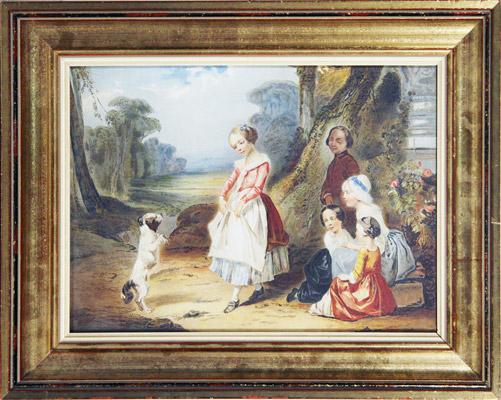 BEAUME, JOSEPH (1798-1885) & DESJARDINS, J.: - Education. Fac-similé par J. Desjardins.