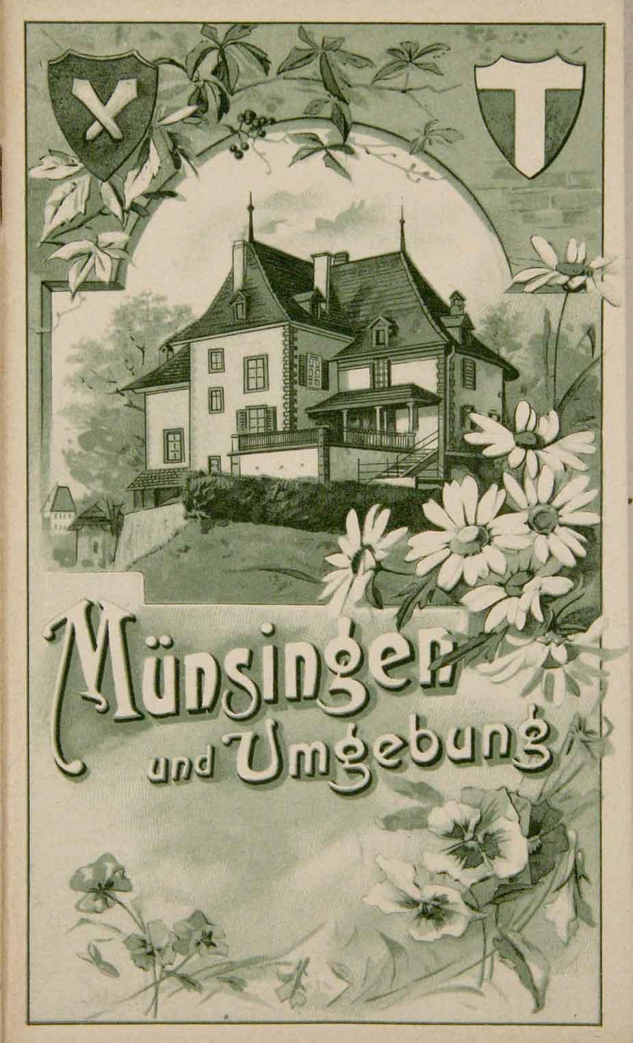 - Münsingen und seine Umgebung. Hrsg. vom Ortsverein Münsingen.