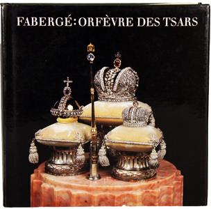HABSBURG, GÉZA VON & LOPATO, MARINA: - Fabergé: Orfèvre des Tsars.