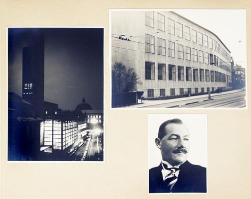 - Zürich. - 1940. Masch. Ing. Alteilung Eidg. Tech. Hochschule Zürich. Fotoalbum der Diplomandenklasse der Maschineningenieure der ETH.